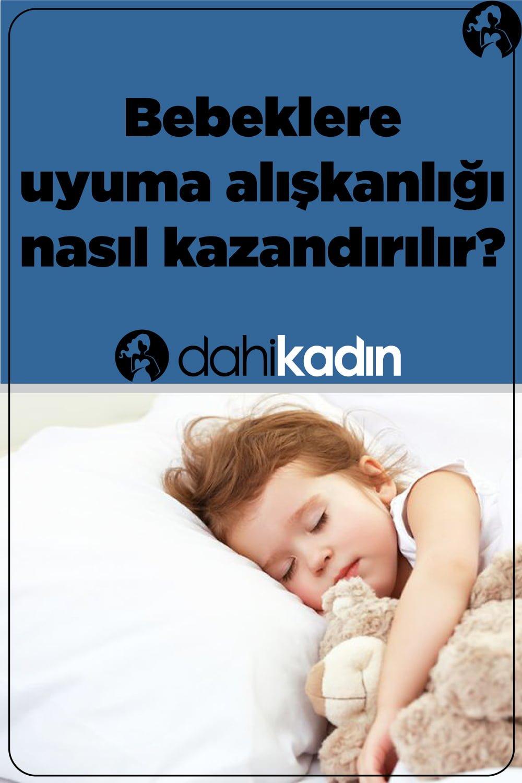 Bebeklerde uyuma alışkanlığı nasıl kazandırılır?