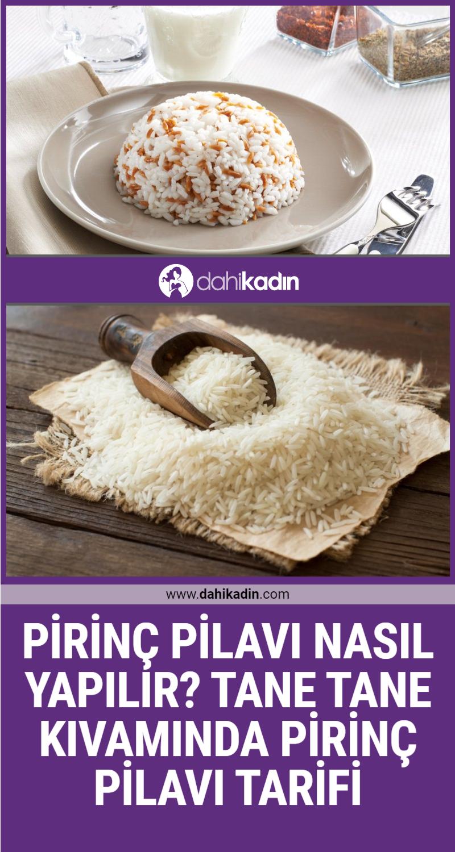 Pirinç pilavı nasıl yapılır?  Pirinç pilavının püf noktaları nelerdir?